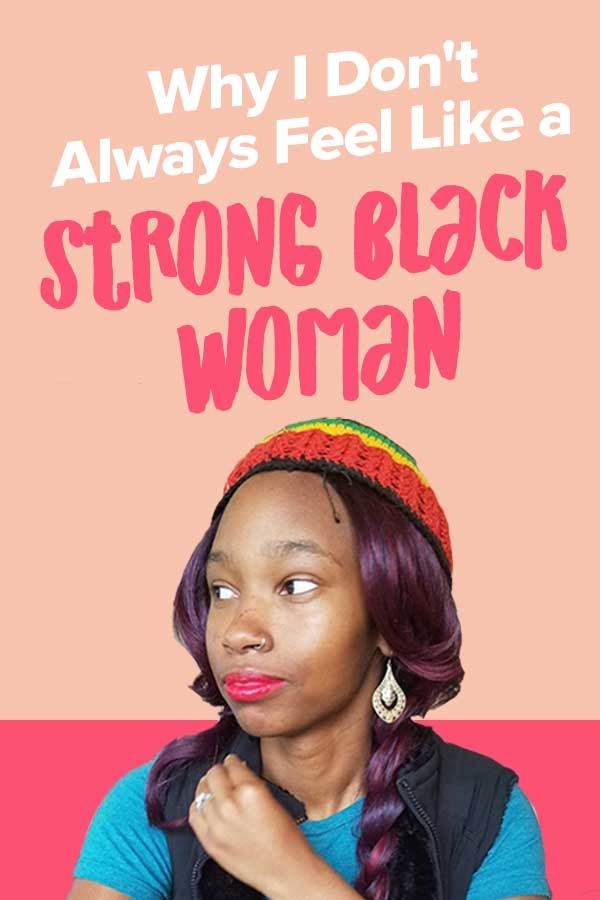 strong black women are