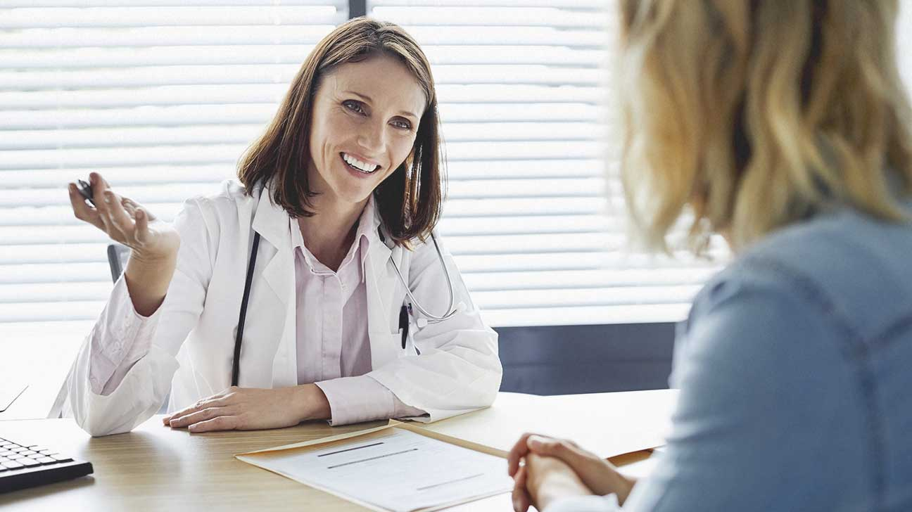 Woman doctor advise on sex