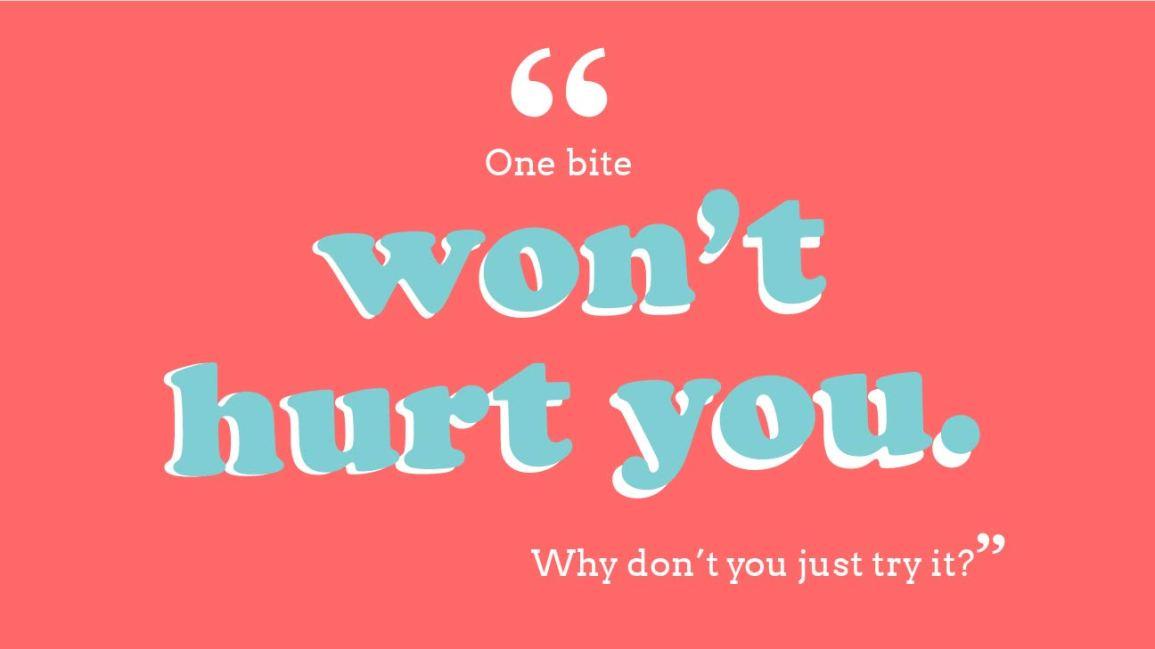 won't hurt you