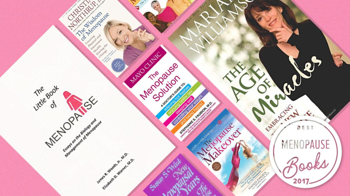 best menopause books