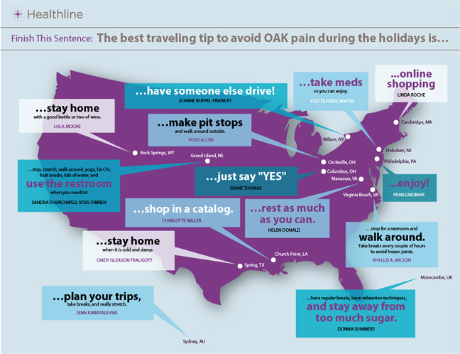 oa travel tips
