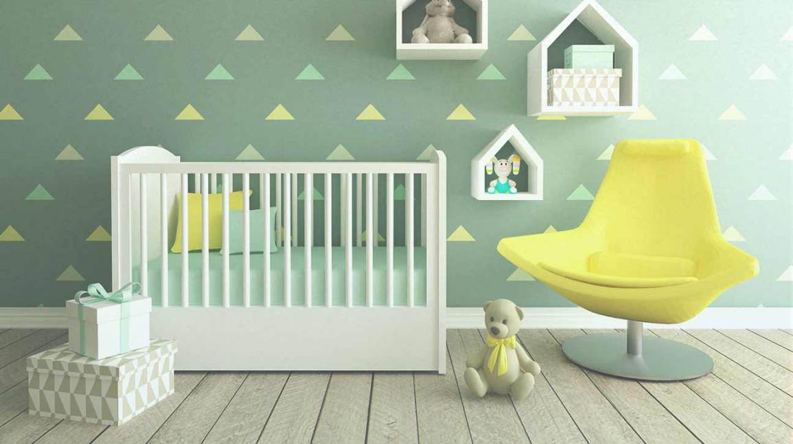 Baby-Safe Paint: For the Nursery