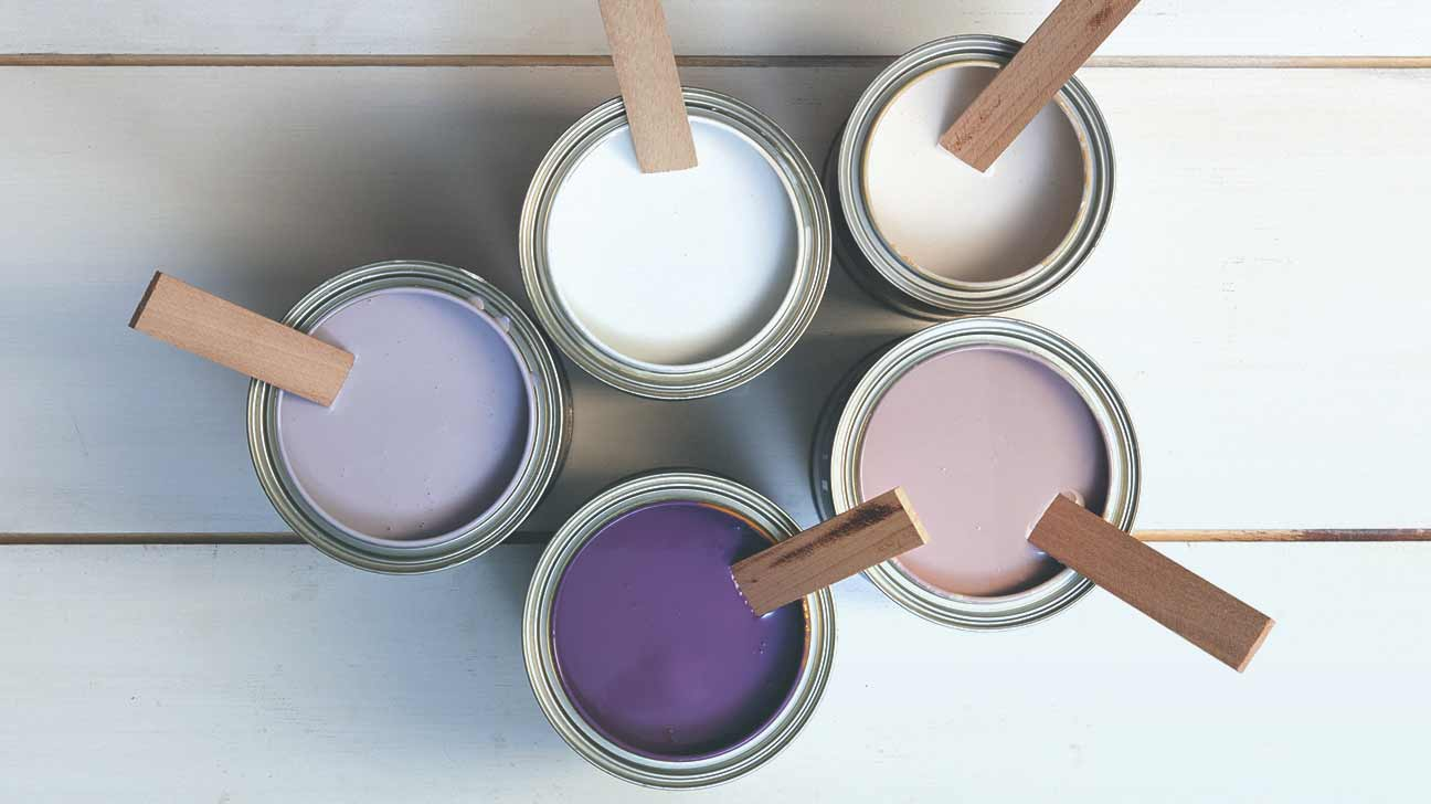How To Choose Baby Safe Paint For The Nursery