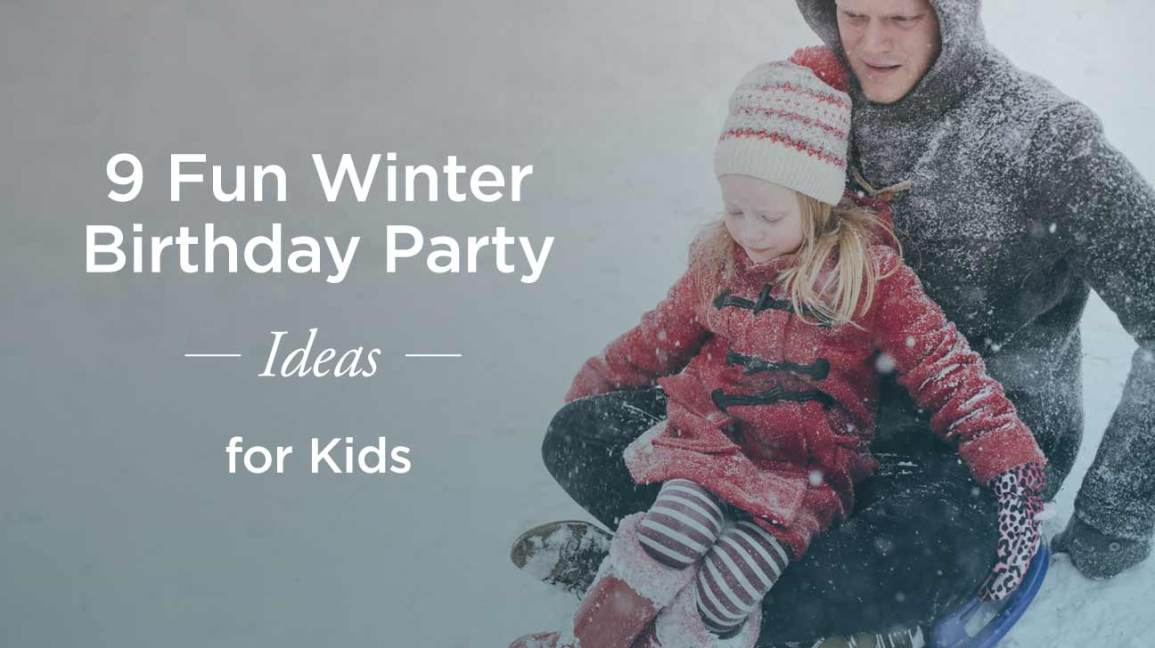 Winter Birthday Party