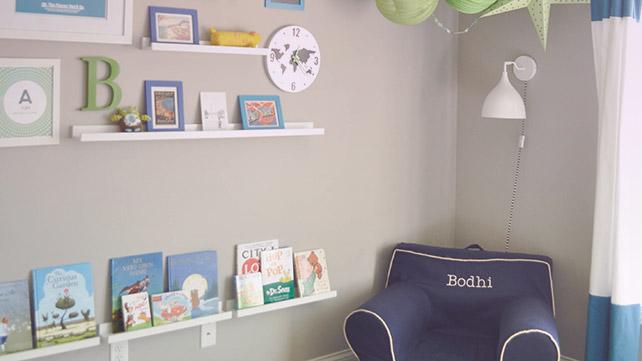 Boy Bedroom Ideas: Easy Design Tips
