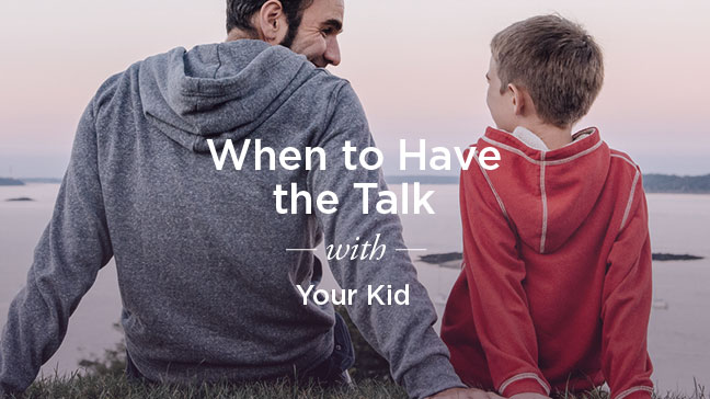 Talk with kids