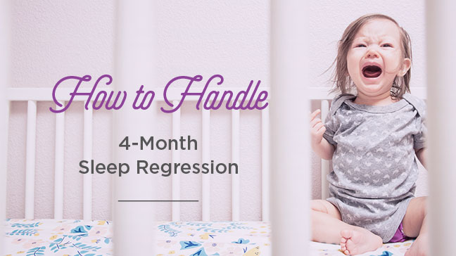 The 4-Month Sleep Regression: What to Do