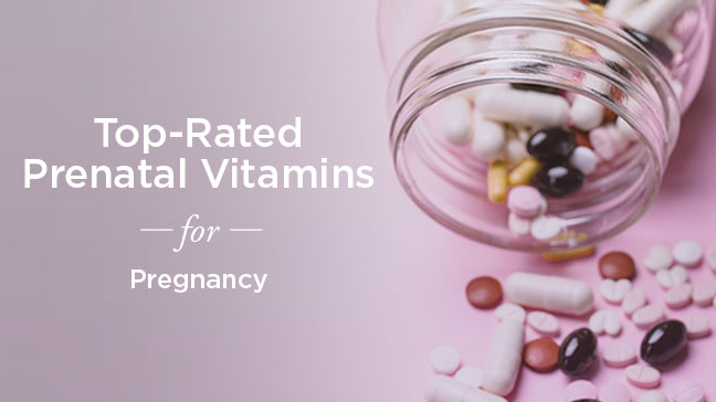 2608f67c7e51c Best Prenatal Vitamins: For a Healthy Pregnancy