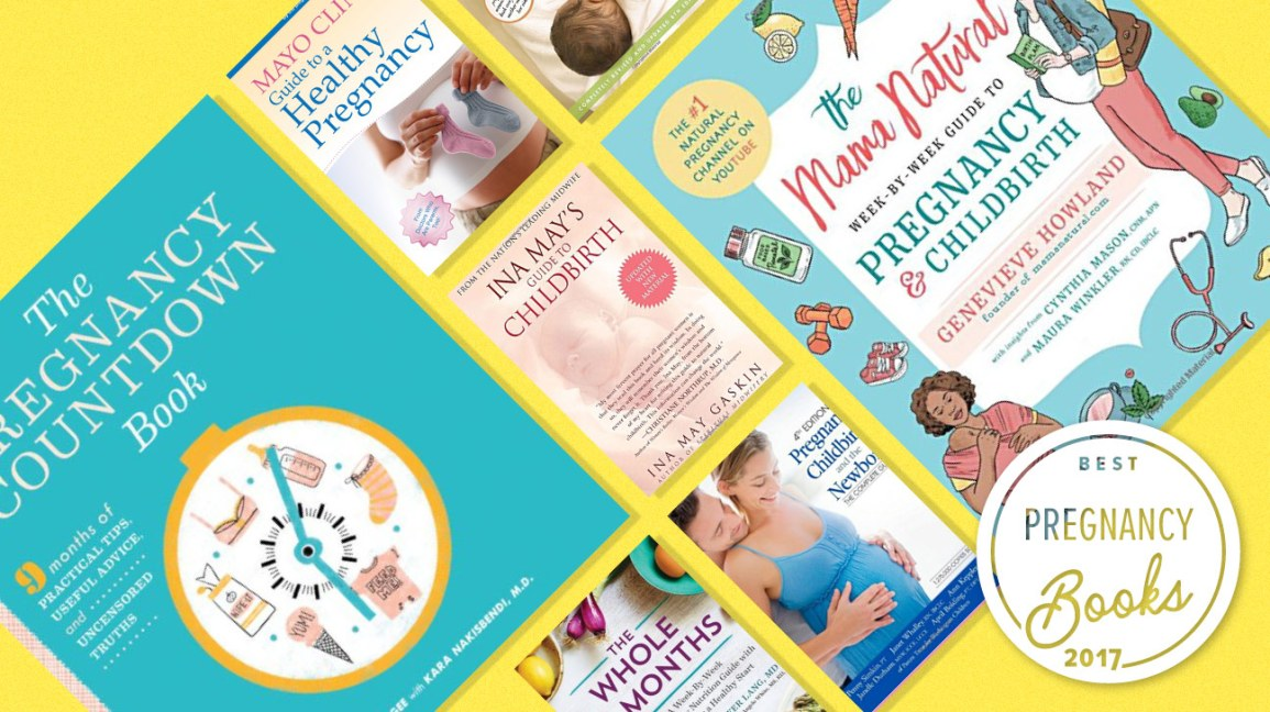 The Best 7 Books on Pregnancy