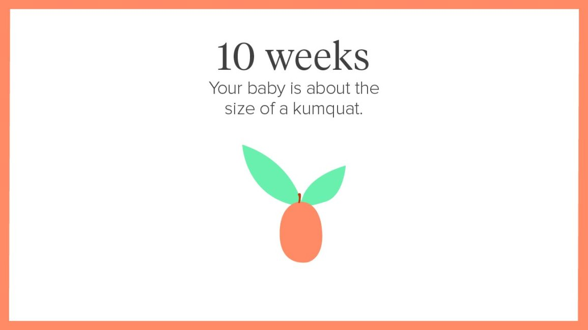 10 Weeks Pregnant: Symptoms, Tips, and More