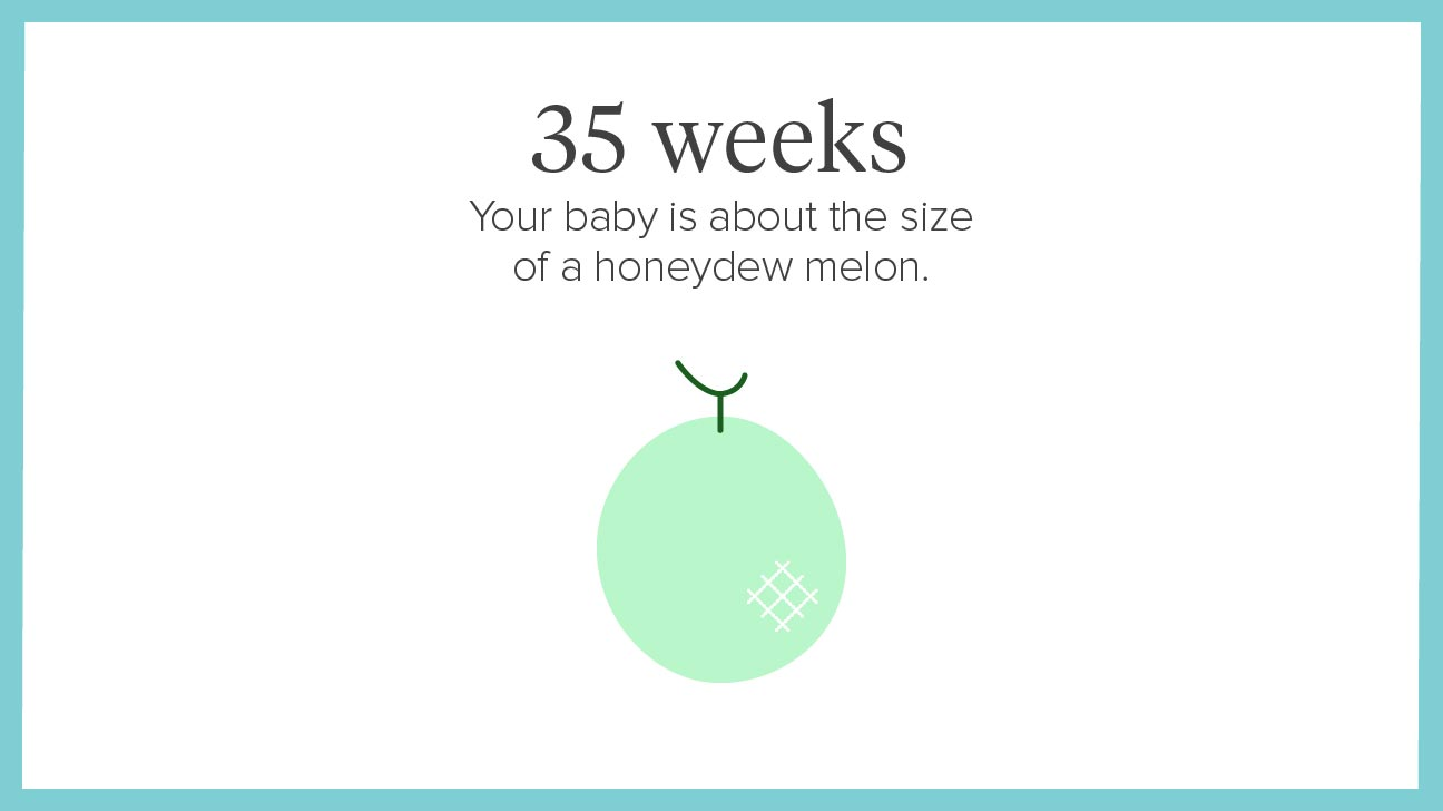 How to sleep better 35 weeks pregnant