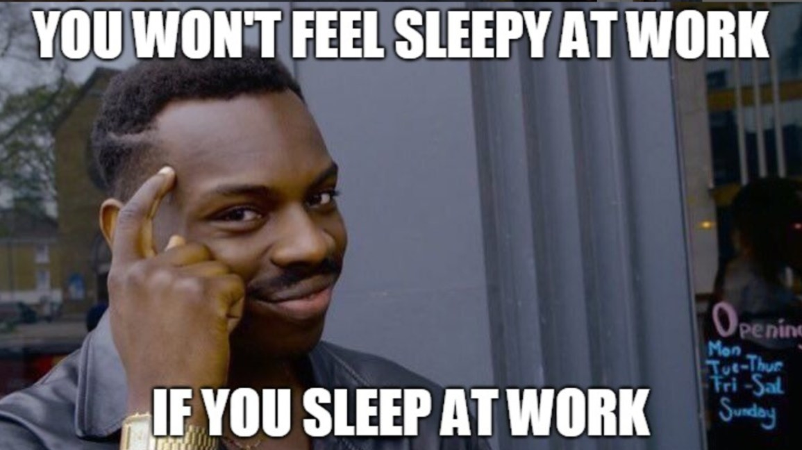 8 Relatable Memes If You Have Daytime Sleepiness