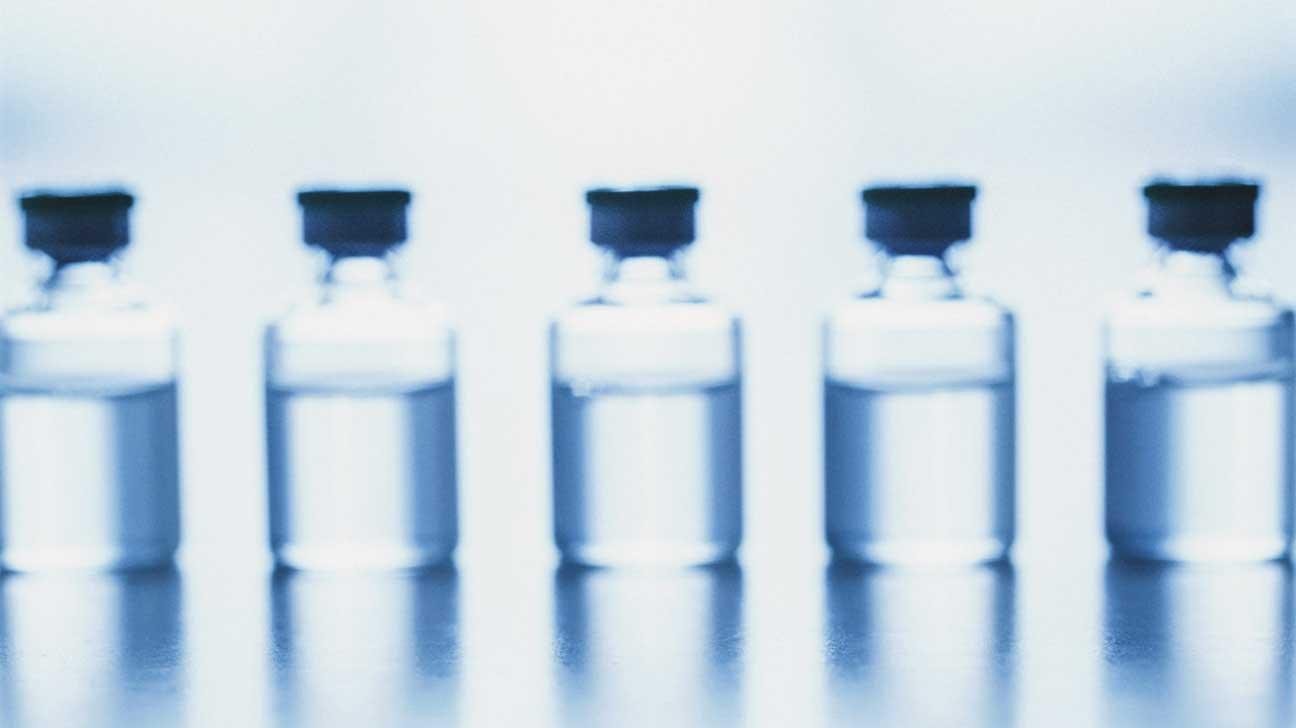 Herpes virus vaccine research