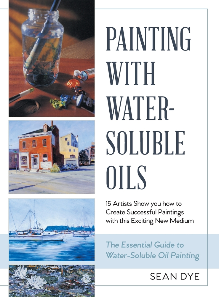 Water Soluble Oil : water, soluble, Painting, Water-Soluble, (Latest, Edition)