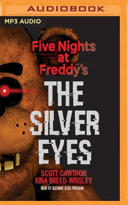 Five Nights At Freddy's: The Silver Eyes : nights, freddy's:, silver, Nights, Freddy's:, Silver, Eyes:, Freddy's,