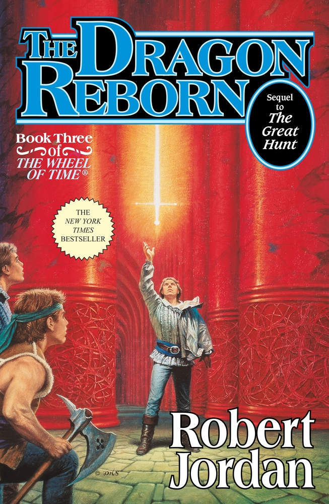 The Great Hunt Robert Jordan : great, robert, jordan, Dragon, Reborn:, Three, Wheel, Time'