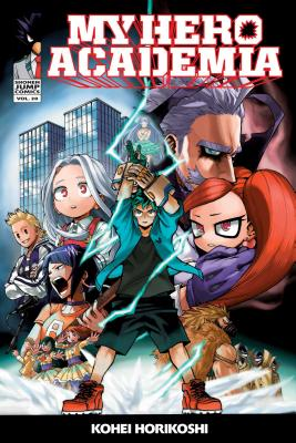 My Hero Academia Vol. 1 : academia, Academia,, Volume