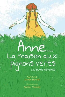 Anne La Maison Aux Pignons Verts : maison, pignons, verts, Anne..., Maison, Pignons, Verts:, Bande, Dessin?e