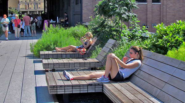 high line york greenway