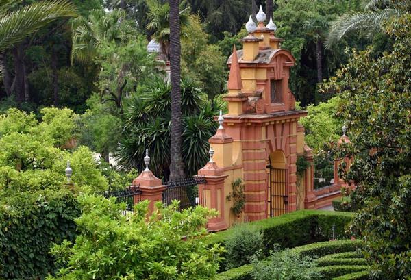 Jardines de las Reales Alcazares
