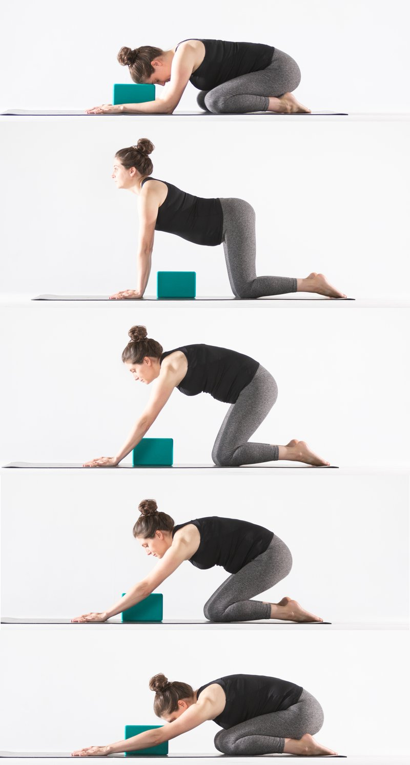 A Prenatal Yoga Sequence for Your Second Trimester
