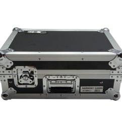 harmony hc10mixlt flight ready dj laptop glide 10 mixer case fits traktor z2 [ 2500 x 2414 Pixel ]