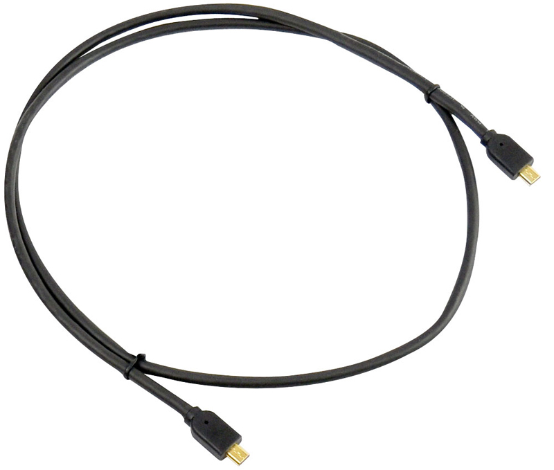 Pyle Home Audio PHDD3 3 Feet HDMI Type D (Micro) Male To