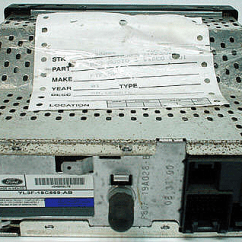 Wiring Diagram For Car Stereo F150 1950 Farmall Super A 1999 2004 Ford F 150 Factory Oem Cd Player Radio R 2008