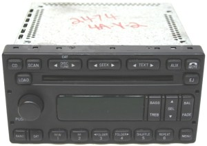2005 2006 2007 Ford Escape Factory Stereo 6 Disc Changer