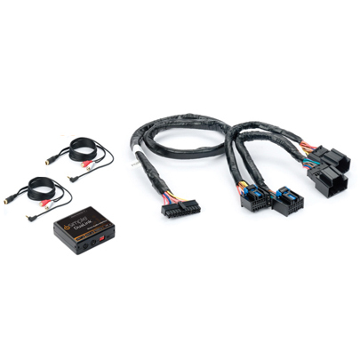 iSimple ISHY532 Dual Auxiliary Audio Adapter Kit for