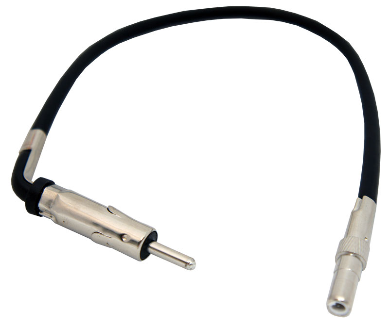 hight resolution of lincoln mkz 2007 2015 factory stereo to aftermarket radio antenna adapter plug