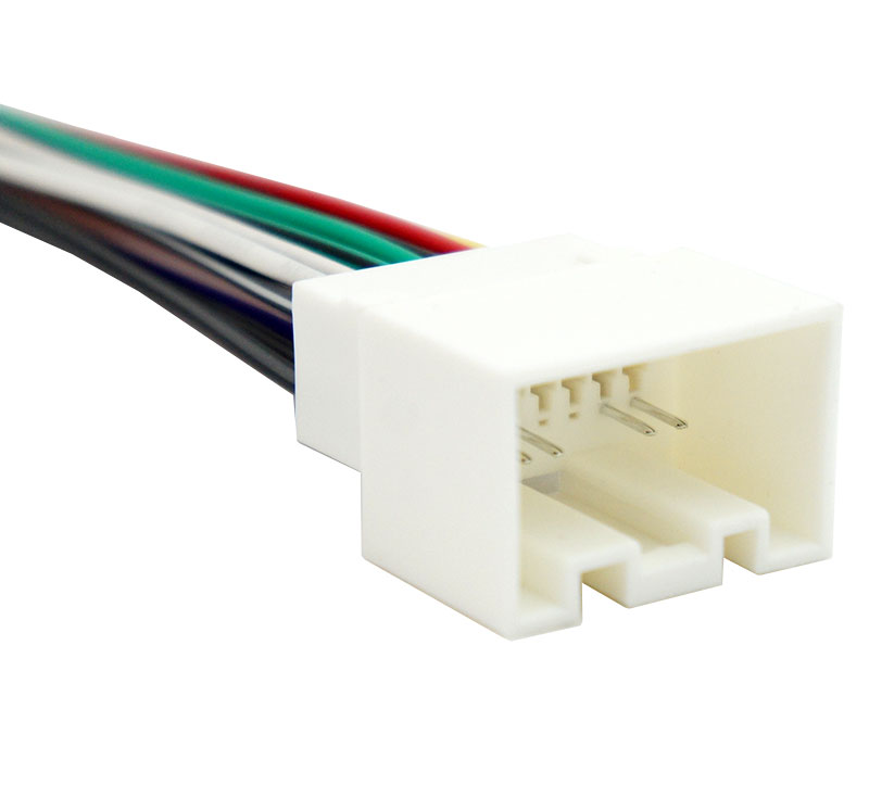 Ford Econoline Stereo Wiring Color Codes