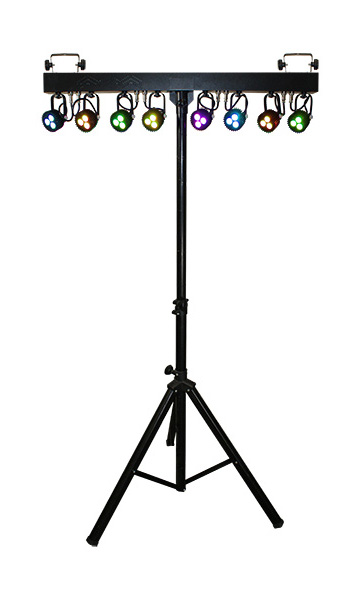 Blizzard Weather System 8-Fixture LED Bar Package with