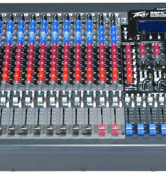 peavey 32fx 2 stereo channels mixer with mic line inputs and 6 aux 512520 new [ 1500 x 588 Pixel ]