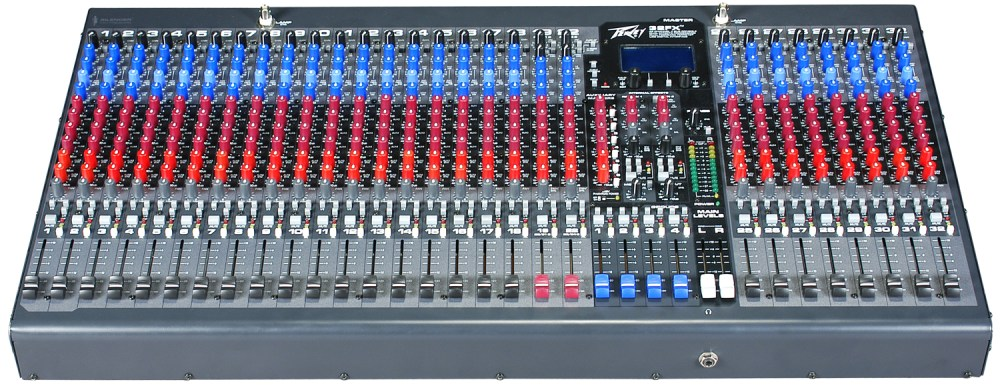 medium resolution of peavey 32fx 2 stereo channels mixer with mic line inputs and 6 aux 512520 new