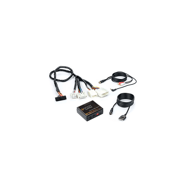 iSimple ISNI572 Nissan Murano 09-11 iPod or iPhone Audio