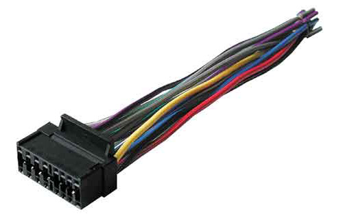 Sony Cdx Gt420ip Wiring Harness Colors