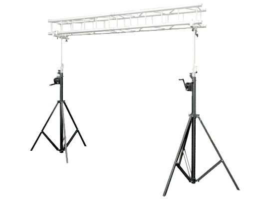 Odyssey Cases LTMTS10PRO 10 Feet Portable Square Lighting