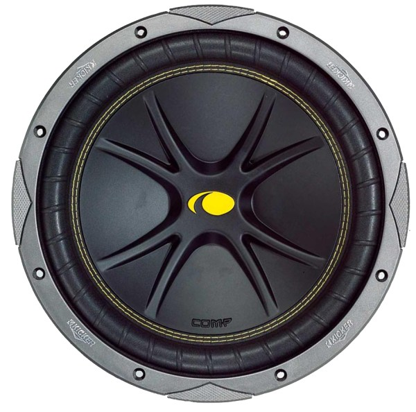 Kicker 05c154 Car Audio Comp 15