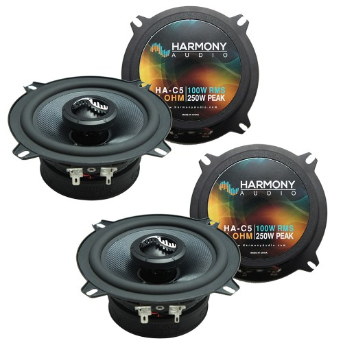 small resolution of fits jeep cj 7 1979 1988 oem speakers replacement harmony upgrade 2 c5 package