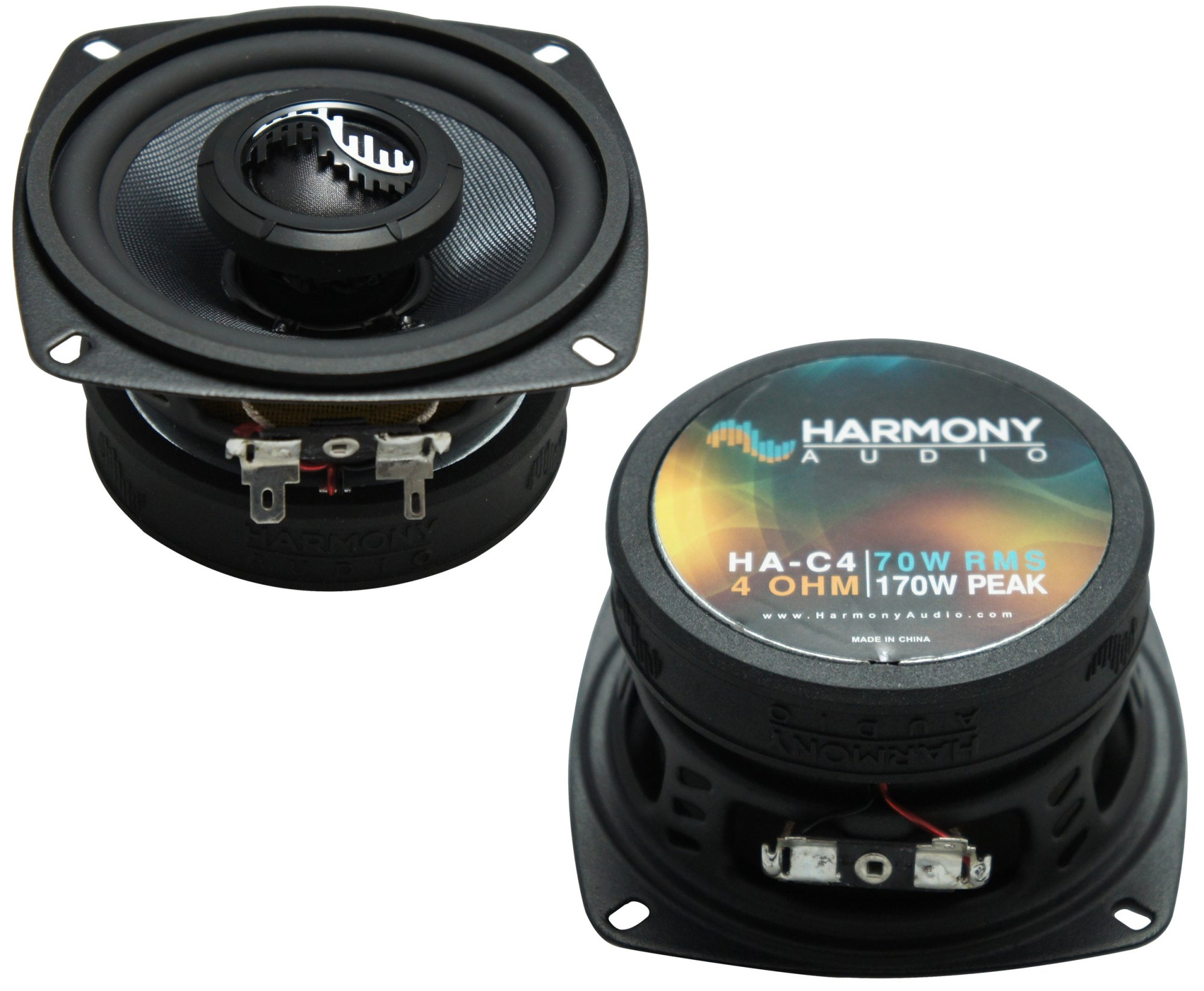 hight resolution of fits toyota supra 1983 1985 factory speakers replacement harmony c4 c5 package