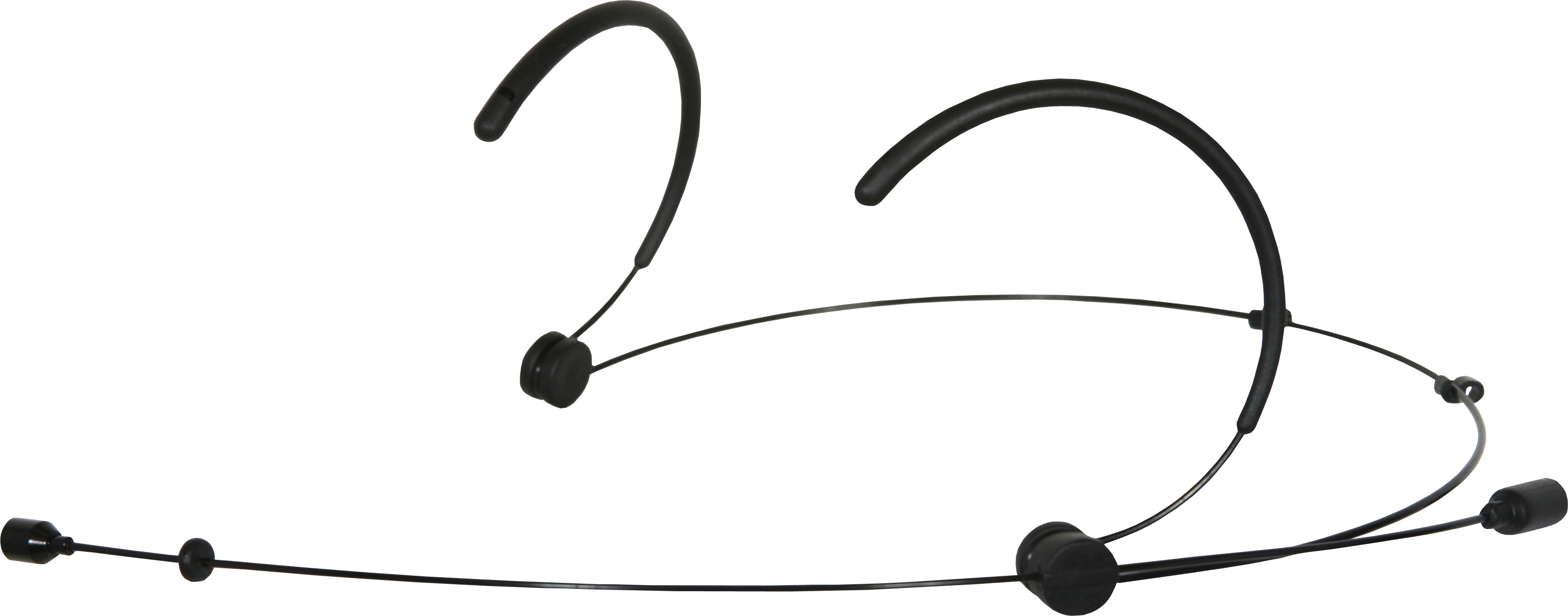 Galaxy Audio Hs3 Obk Sen Black Lightweight Omni Headset