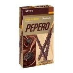 Chocolate Pepero Cookie Stick 47gr - Corée importée