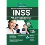 Folleto del INSS - Analista de seguridad social - Trabajo social