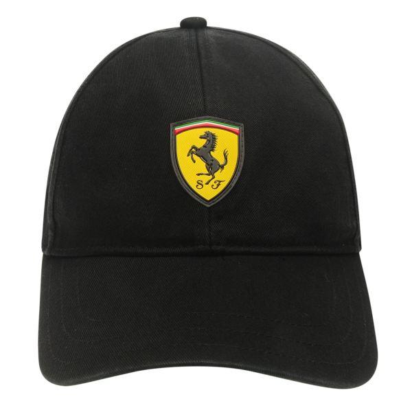 Puma Mens Ferrari Fanwear Baseball Cap Classic