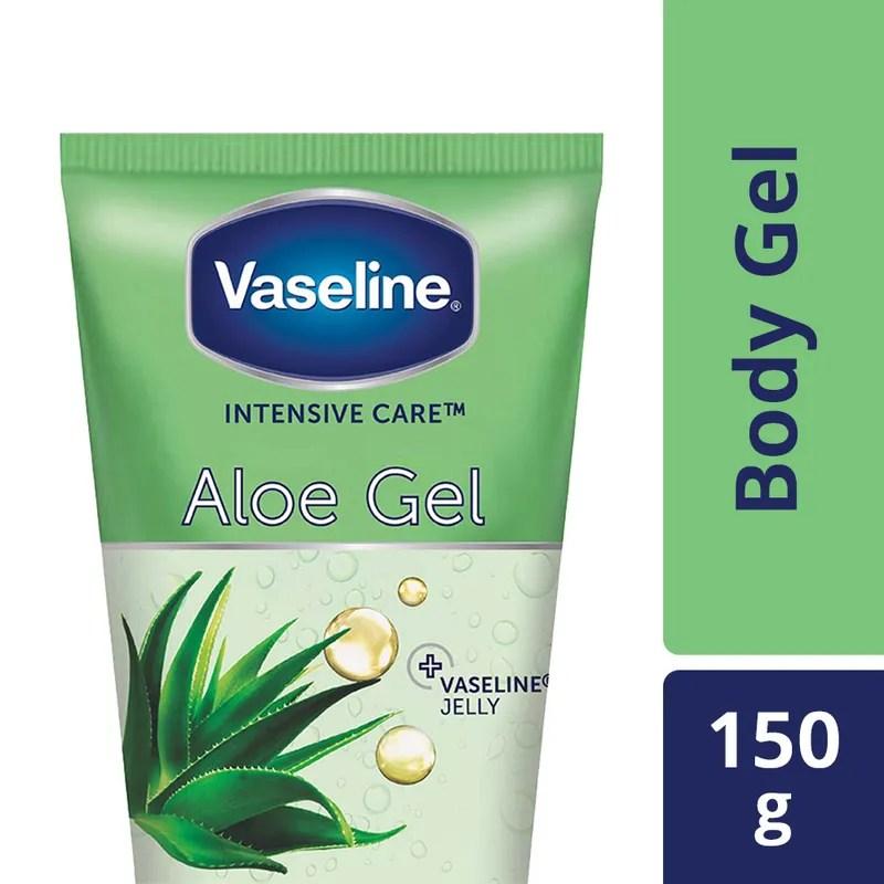 Care Fresh Aloe Vaseline Intensive