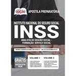 Apostila INSS - Analista do Seguro Social - Serviço Social