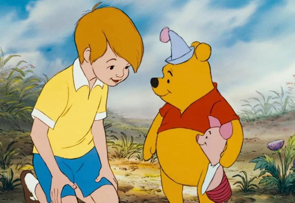 媽啊我不接受!一秒摧毀童年,小熊維尼身世大揭密有洋蔥~圓滾滾維尼是母熊?而小豬是公的~ | GirlStyle ...