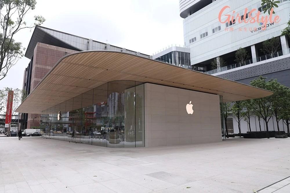 Apple旗艦店全玻璃外觀美炸!「Apple 信義 A13」週六盛大開幕~跟蘋果總部Apple Park相似度最高的門市就在臺北 ...