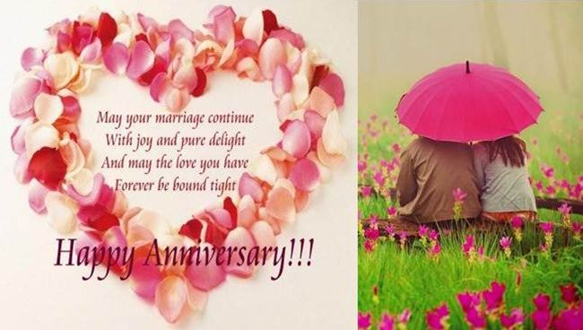 Best wishes for first wedding anniversary invitationjpg happy wedding anniversary wishes greetings images quotes m4hsunfo